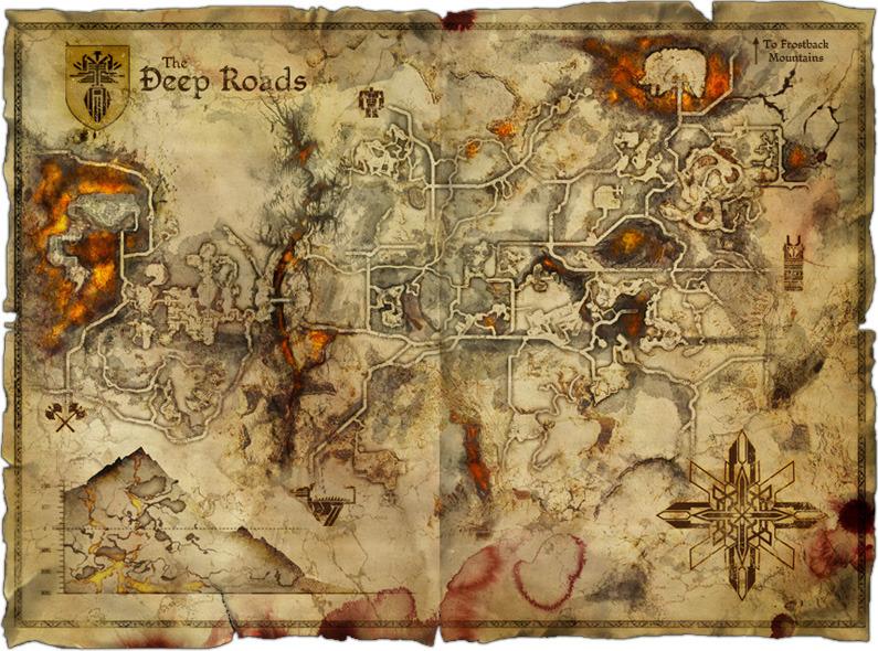 Dragon Age Origins - warrenheise.com on