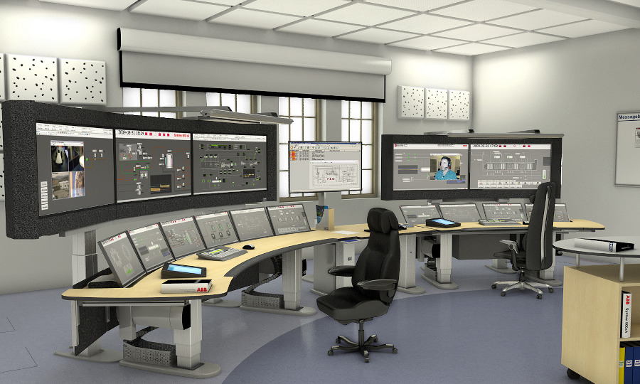 Abb Operator Workplace Mattias Andersson Design